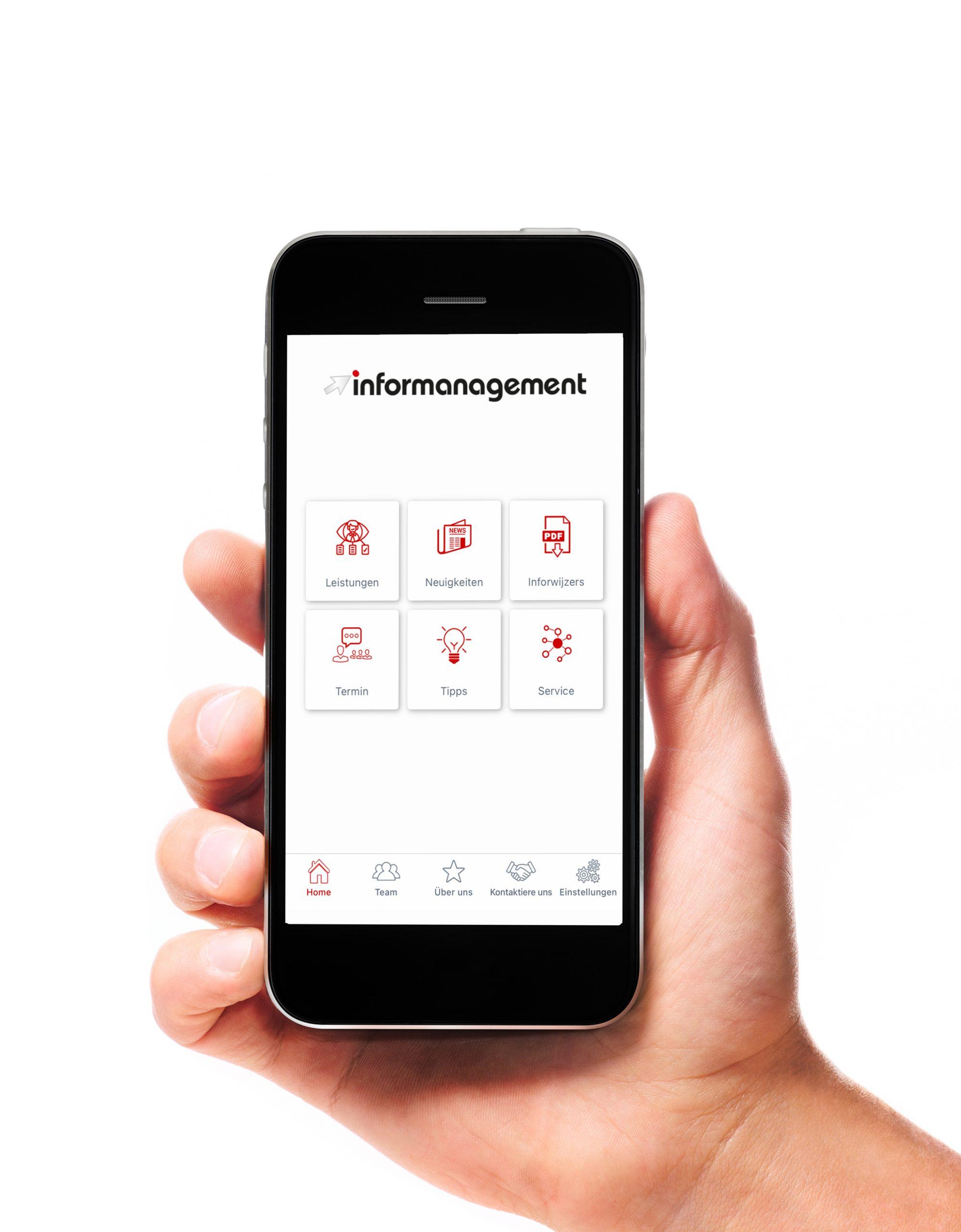 Kanzlei App für Steuerberater